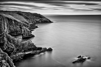 Coasts of Ireland #27 - Old Head Kinsale in bw