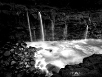 Kings Bath in Black and White #2 by Matt Anderson