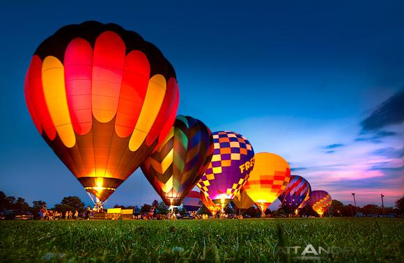 Matt Anderson Photography | All Photos | Hot Air Balloon ...